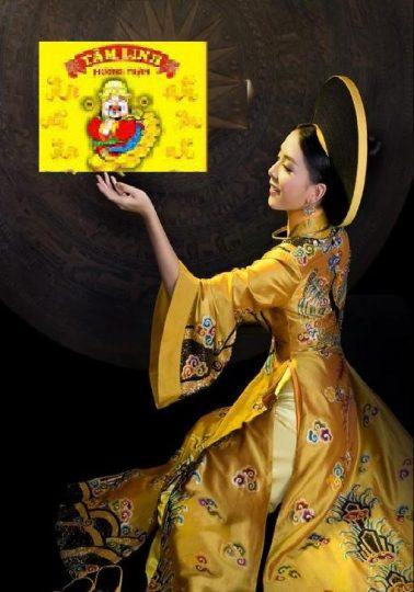 Hương sạch Tâm Linh:  Niềm kiêu hãnh của hãng sản xuất Hương lâu đời bậc nhất Việt Nam.