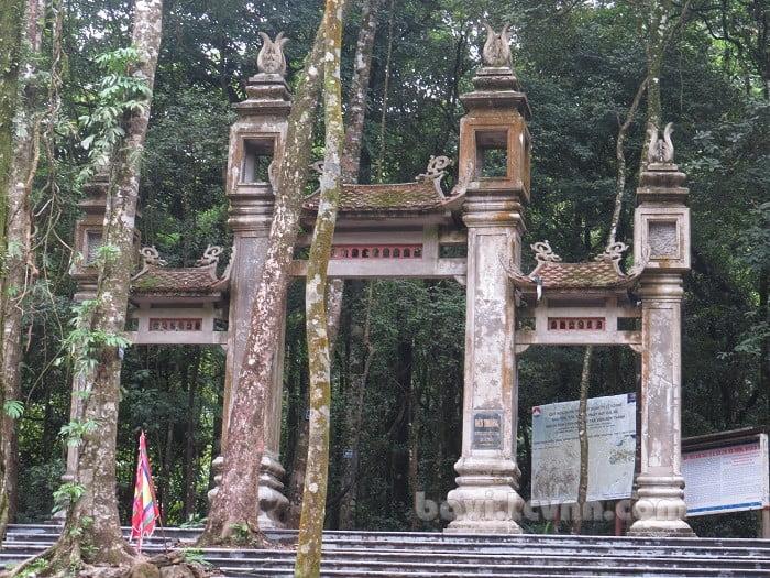 Sự hình thành nhà nước ở cuối thời Hùng Vương