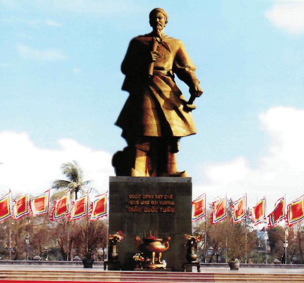 Các ban thờ trong hệ thống Trần Triều