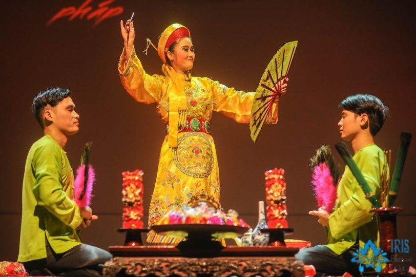 """Hương Tâm Linh đồng hành cùng """"Tín ngưỡng thờ Mẫu"""" – di sản văn hóa thế giới"""