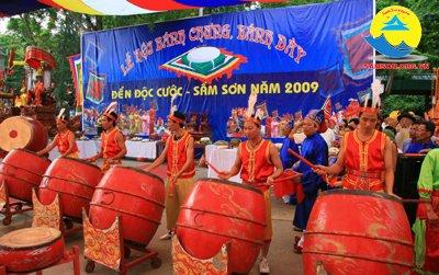 Những lễ hội truyền thống  diễn ra trong tháng Giêng