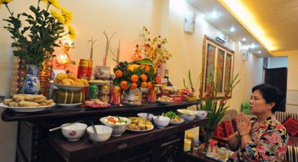 Bài cúng tạ năm mới mùng 3 tết
