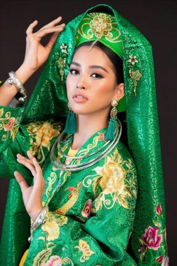 Mầu sắc với truyền thống văn hóa dân tộc