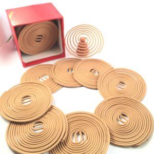 Hướng dẫn cách sản xuất hương vòng, nhang vòng.
