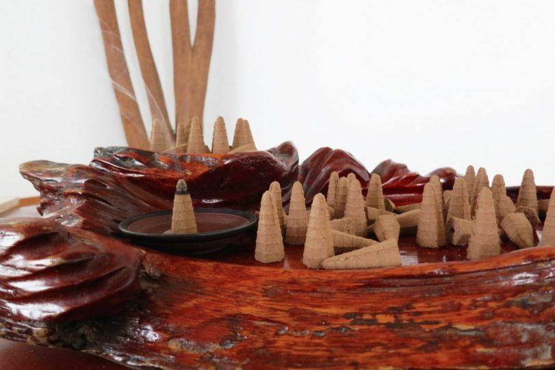 Sản phẩm hương sạch được sản xuất hoàn toàn từ thảo mộc