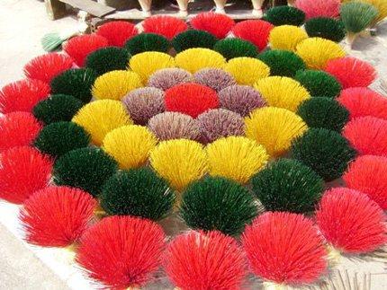 Hướng dẫn cách sản xuất hương que, nhang que, hương thẻ, nhang nén truyền thống