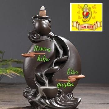 Trầm nụ Tâm Linh kỳ tích nước Nam
